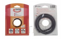 Seb - Joint cocotte minute 8l - inox - diam 245mm - actua / authentiqua / minute - 790142