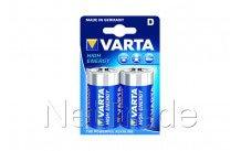 Varta high energy - lr20 - mn1300 - d -  bl. 2pcs - 4920121412