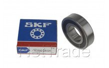 Universel - Roulement  6206 2rs  skf  --  30x62x16