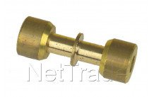 Universel - Lokring union normal laiton d=5mm 5 nk-ms-00 - NKMS005
