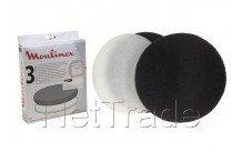 Moulinex - Filtre odeur friteuse ad510 t41>t43 - AAD502