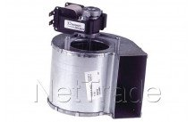 Bosch - Ventilateur tang. - droite --   dim. 105mm x 45mm - 00140382