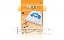 Electrolux - Sac aspirateur propair vampyrino gr5 + xio    5 pieces + 1 micro-filtre
