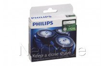 Philips - Tetes de rasoir hq 56s super reflex  (blister 3pcs - HQ5650