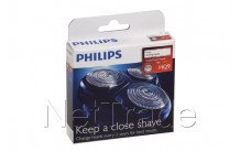 Philips - Tetes de rasoir hq 9s smart touch. (blister 3pcs - HQ950