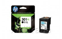 Hewlett packard - Hp ch563ee no.301xl hc ink cartridge black - CH563EE
