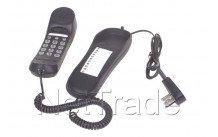 Profoon - Telephone  tx-105b noir - TX105B