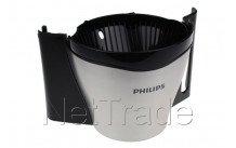 Philips - Porte filtre cafetiere (sans anti-goutte) - 996500032694