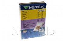 Electrolux - Sac aspirateur 1900    5 pieces + 1 filtre - 9001961276