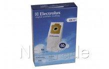 Electrolux - Sac aspirateur  es17   5 pieces + 1 micro-filtre - 9002563394
