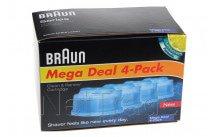 Braun - Cartouche de recharge synchro - ccr4 - 81387055