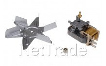 Whirlpool - Ventilateur - moteur de fou - 481236118492