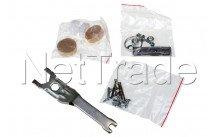 Whirlpool - Kit de fixation encastrement porte lv - 481231028401