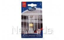 Wpro - Ampoule pour micro-onde a base - t25 - 25w - 220v ( - 484000000987