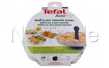 Seb - Grille snacking actifry - XA701072