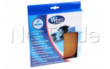 Whirlpool - Couvre plaque rustique  165mm - 481944031809