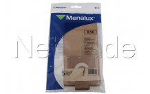 Menalux b50 5 sachets sachets aspirateur electrolux alfatec crocodile e17 - 9090102014