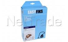 Electrolux - Sac aspirateur type e44  8 pieces + filtre - 9002565464