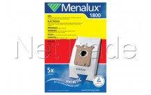 Electrolux - Sac aspirateur synthetique s-bag 1800   5 pieces - 9001961375