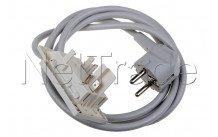 Bosch - Cable d'alimentation / raccordement - 00498261