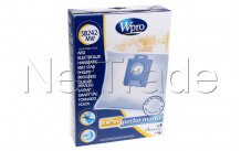 Wpro - Sac aspirateur - philips - s-bag - sb242mw - electrolux / wpro/philips - 481281718617