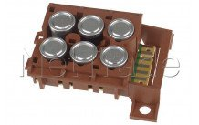 Whirlpool - Thermostat 6 phases - 481227128029