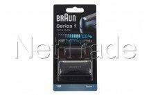 Braun - Combi pack - serie 1 - 130  11b - 81387933