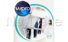 Wpro - Kit de superposition avec tablette et système safe - 484000008545