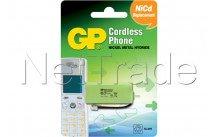 Gp pile recharg. telephone gigaset a16 - 500mah  - - 220436C1