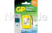 Gp - Accu rechargeable telephone - 3.6v - 70aaaaj3bmxz - 220373C1