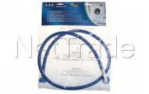Wpro - Tuyau d'alimentation droit - coude   1.5mtr - 484000001132