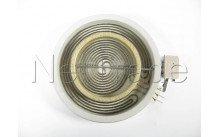 Whirlpool - Plaque hilight -  180/120mm 1800/750w - 480121101742