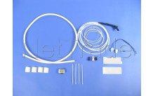 Whirlpool - Tuyau alimentation - kit  - fabrique à glaçon - 481231019127