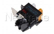 Miele - Interrupteur - 2 touches -  2.12900.112geh.weiss - 5754861