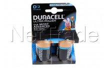 Duracell ultra - mx1300 - lr20 - d - 1.5v - bl.2pc - MX1300