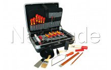 Europart - Valise de maintenance - assortiment 23pcs