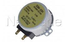 Lg - Motor  d'entrainement plateau en verre - 6549W1S018A