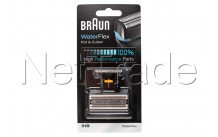 Braun - Combi pack - 360° complet  - 51b - black - 81469220