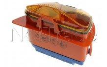 Seb tefal calor moulinex - Bac à poussière +filtre hepa (orange) - RSRT9873
