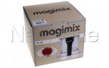 Magimix - Couvercle cs xl anthr - 17333