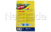 Eres - Microfibre special vitres et ceramique 40 x 40 cm - ER88244