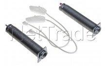 Bosch - Corde charnière de porte - jeu de reparation     obs 2pc - 00754873