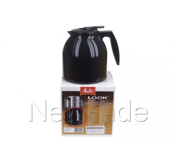 melitta thermos 648 look therm de luxe 5838608. Black Bedroom Furniture Sets. Home Design Ideas