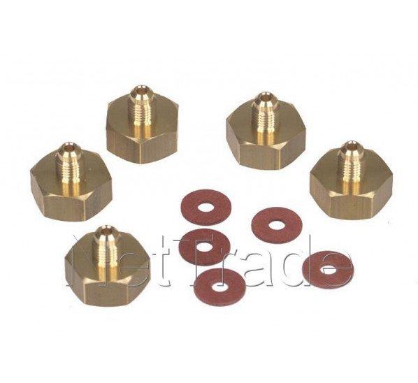 Whirlpool 481239588376 Adaptateur pour bouteille gaz refr. r22