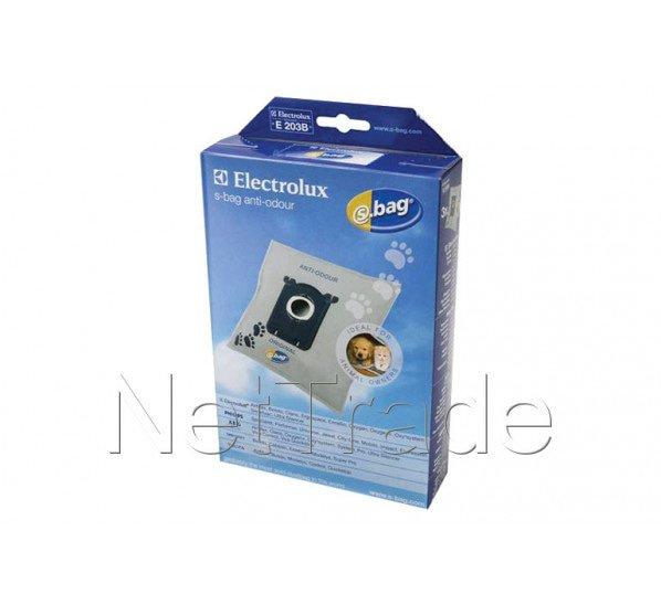 electrolux sac aspirateur s bag anti odeur e203b 4. Black Bedroom Furniture Sets. Home Design Ideas