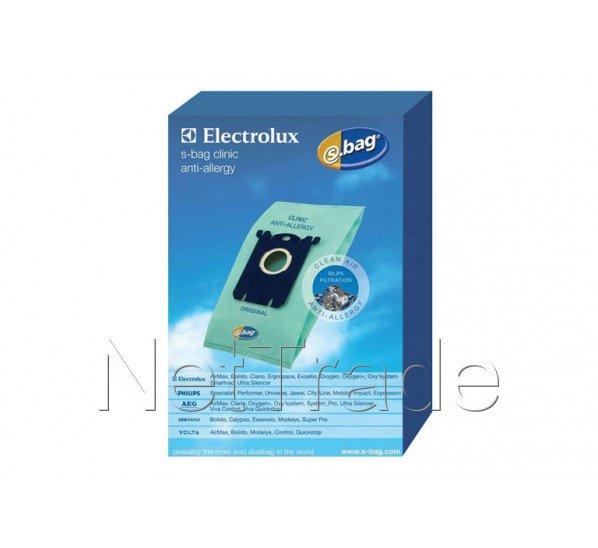 electrolux sac aspirateur e206b s bags clinic anti. Black Bedroom Furniture Sets. Home Design Ideas