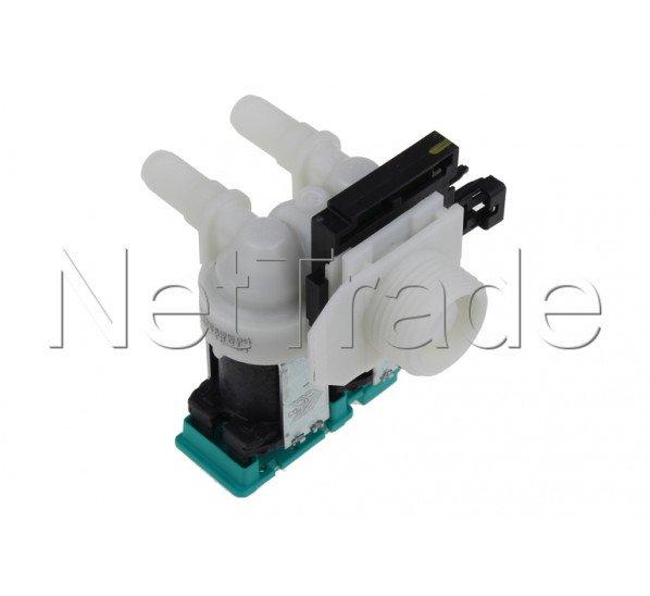 Bosch Electrovanne - double - droit (180°) original sans emballage 00606001