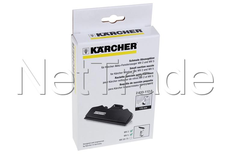 karcher suceur troit 170 mm new wv 2 5 26331120. Black Bedroom Furniture Sets. Home Design Ideas